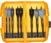 FLAT BIT SET 8PIECES