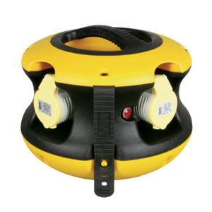 SPIDER BALL SPLITTER 110V 4X16A OUTLETS