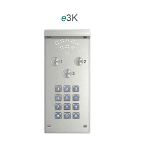 DOOR ENTRY GSM 3WAY WITH KEYPAD
