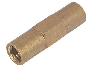 5/8 EARTH ROD COUPLER