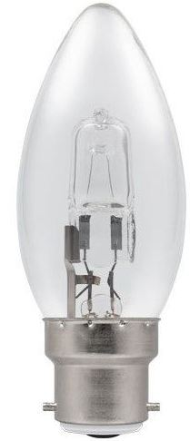 CANDLE LAMP HALOGEN