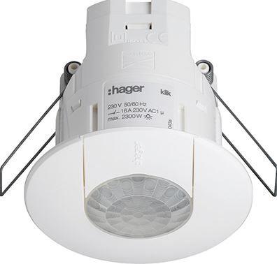 STANDARD OCCUPANCY PIR DETECTOR
