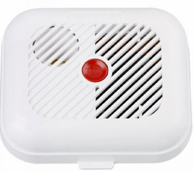 SMOKE DETECTOR BATTERY OPERATED