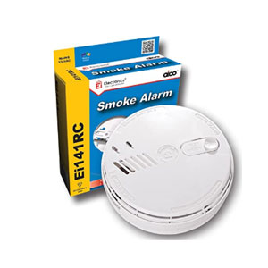 SMOKE DETECTOR IONISATION MAINS