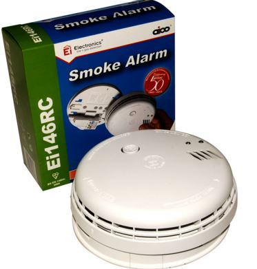 SMOKE DETECTOR OPTICAL MAINS