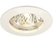 STEEL RING DOWNLIGHT GX5.3