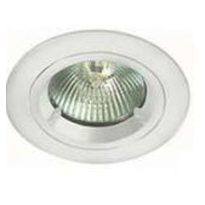 DOWNLIGHT GU10 FIXED WHITE