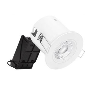 FIXED FIRE RATED DOWNLIGHT BODY ONLY
