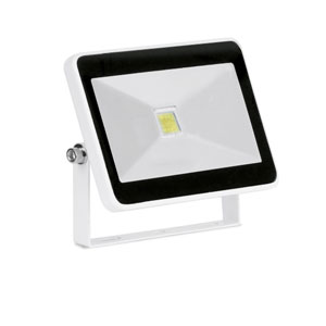 FLOODLIGHT LED 10W WHITE 4000K