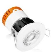 8WATT LED DIMMABLE IP65 FITTING 565LM