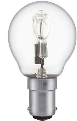 45MM ROUND GOLF BALL HALOGEN LAMP