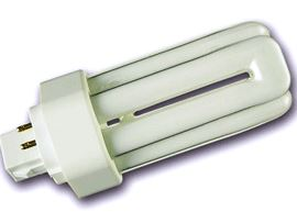 18W COMPACT FLUORESCENT BIAX TE