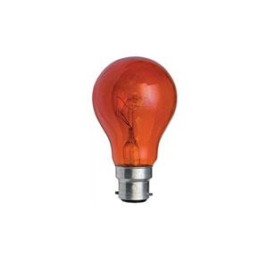 60W FIREGLOW GLS BC- LAMP
