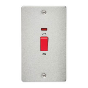 COOKER SWITCH DP- 45A 1GANG SMALL