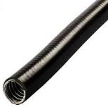 FLEXIBLE CONDUIT - STEEL 20mm - PVC COATED