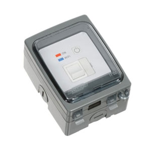 IP66 SWITCH SPUR WIFI CONTROL TIMER