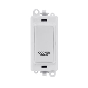 GRID SWITCH 20A DP- HOOD WHI