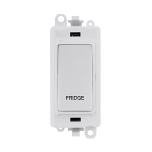 GRID SWITCH 20A DP- FRIDGE WHI