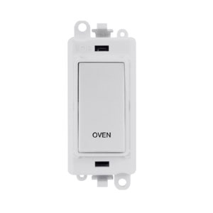 GRID SWITCH 20A DP- OVEN WHI