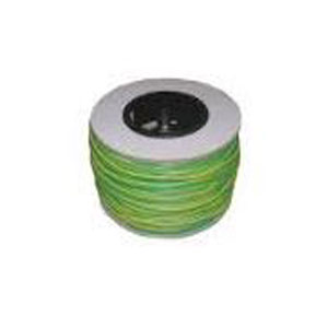 SLEEVING GREEN YELLOW 2MM  DRUM ES2R