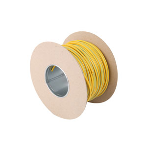 SLEEVING 4mm GREEN YELLOW