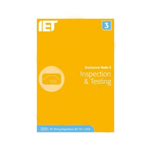 INSPECTION   TESTING GUIDANCE NOTE-3