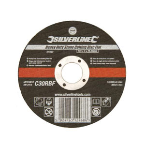CUTTING DISC STONE 115mm X 3mm