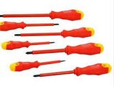 7PCE INSULATED SCREWDRIVER SET