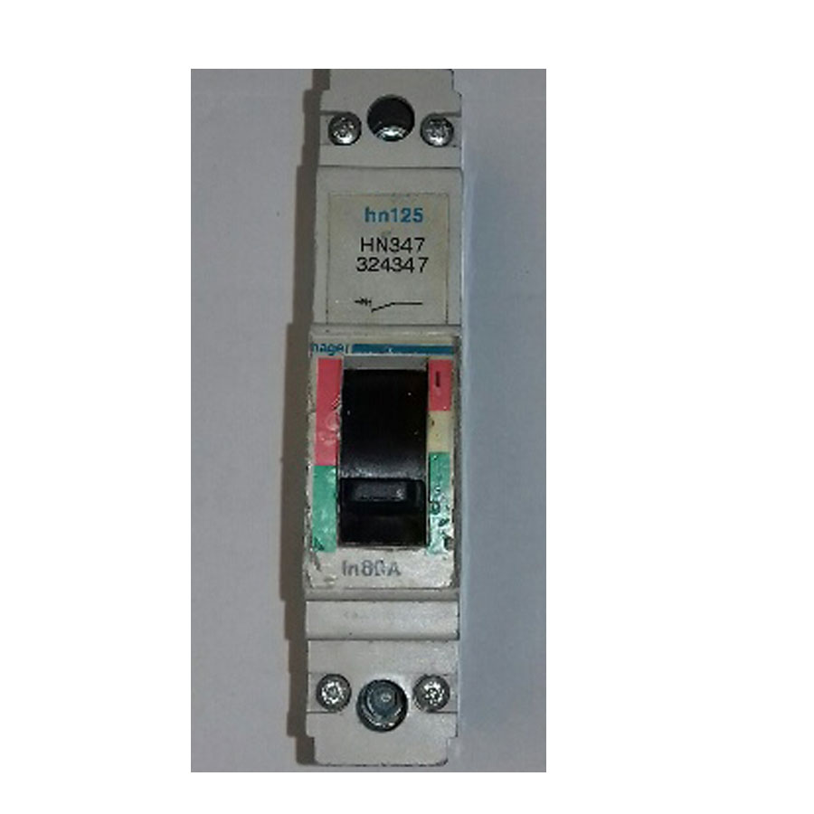 HN125 32AMP SINGLE POLE MCCB