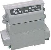 HENLEY 100A SPN FUSE CHAMBER GREY