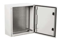 400X300X150 IP65 STEEL ENCLOSURE