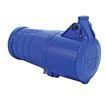 16A BLUE COUPLER 230V 2PE
