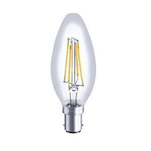 CANDLE LED SBC 3.5WATT DIMMABLE 2700K