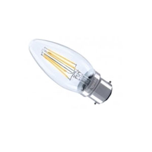 CANDLE LED BC- 3.5WATT DIMMABLE 2700K