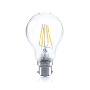 GLS LED LAMP 7WATT BC - 806LM CLEAR