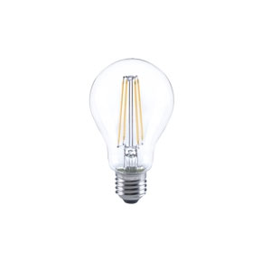 GLS LED LAMP DIMMABLE 7WATT ES- 806LM CLEAR