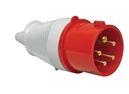 16A RED PLUG 415V 5PIN
