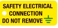 PK5 SAFETY ELECTRICAL CONNECTION