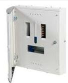 DISTRIBUTION BOARD 4WAY TPN