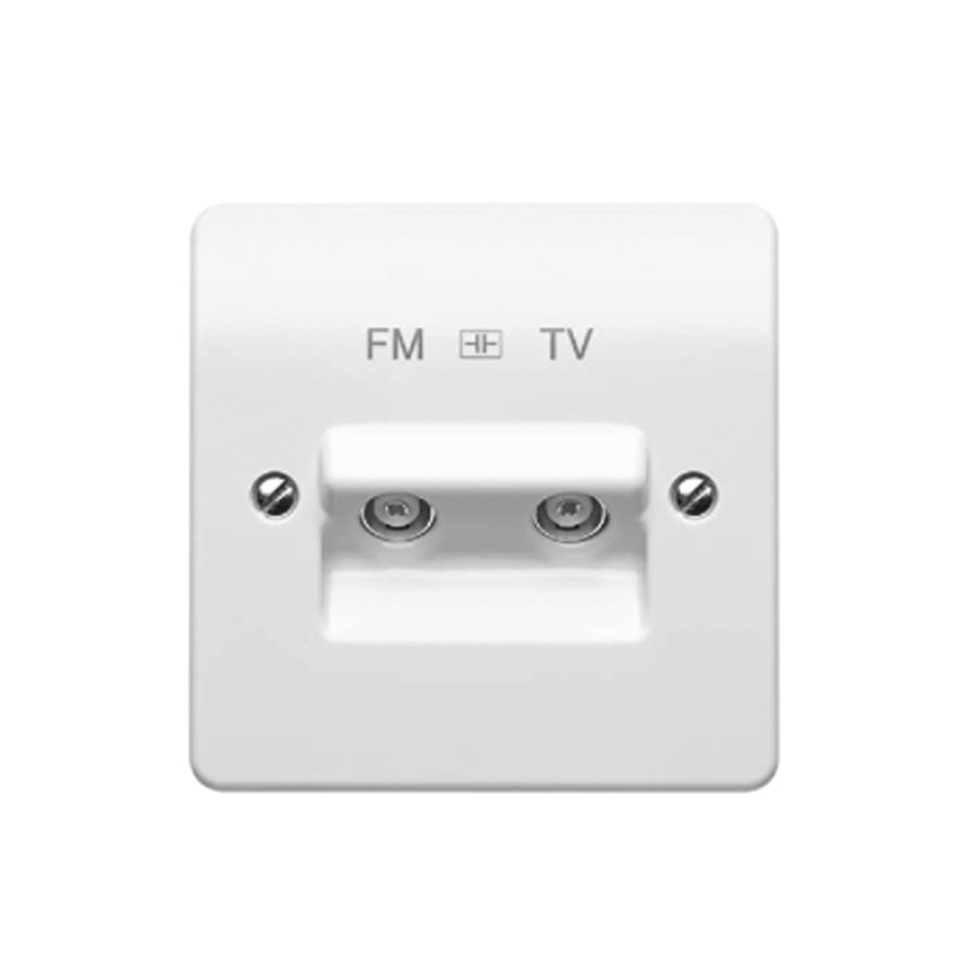 Diplexer TV/FM Isolated