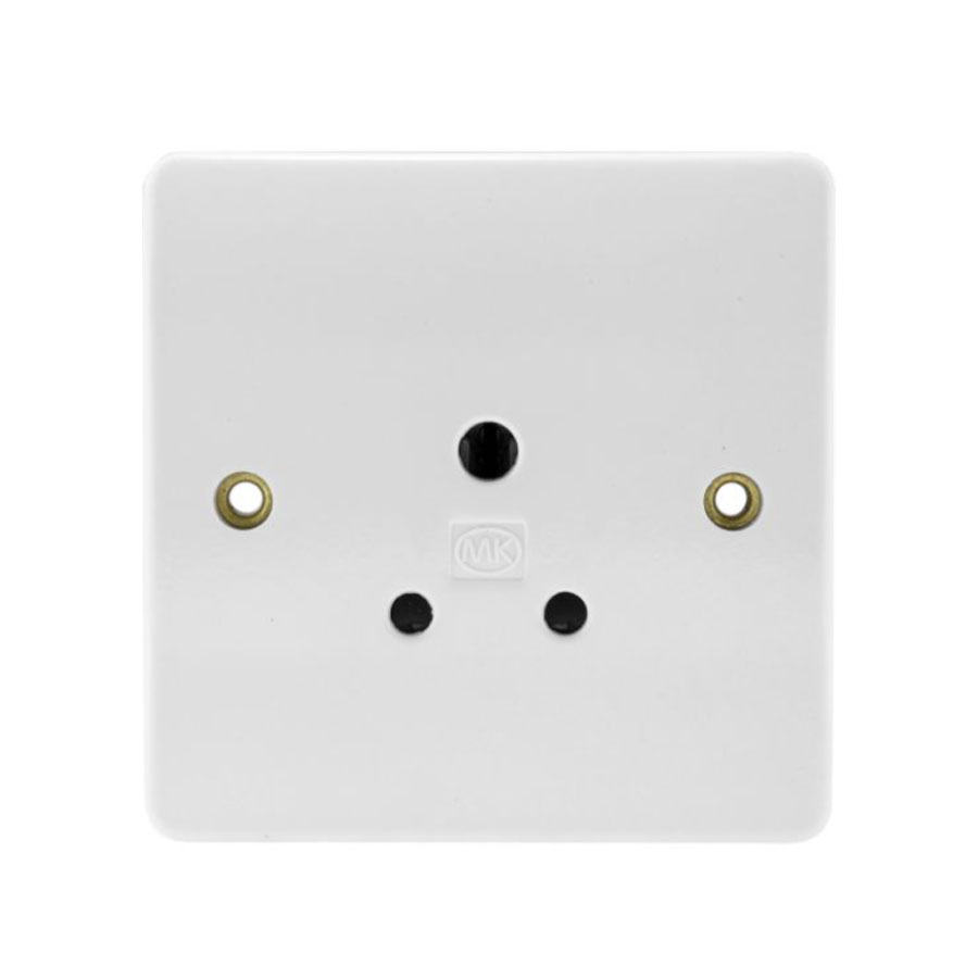 SOCKET 5AMP UN SWITCHED