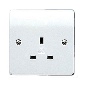 1G UNSWITCHED SOCKET 13A