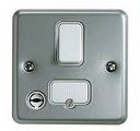 SWITCH SPUR   FLEX OUTLET METAL CLAD