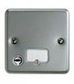 UNSWITCHED SPUR   FLEX OUTLET METAL CLAD
