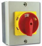 32A 4POLE IP65 ROTARY ISOLATOR
