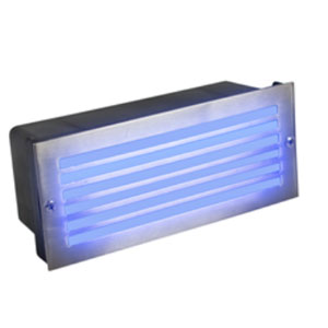 LED S/S BRICKLIGHT BLUE