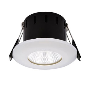 DOWNLIGHT 7WATT LED FIXED WHITE IP65