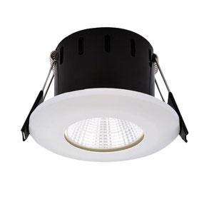 DOWNLIGHT 7WATT LED FIXED WHITE IP65