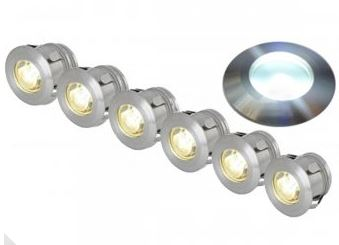 LED MULTI KIT 6 IP67 34mm