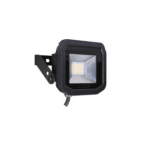 FLOODLIGHT LED 22W BLACK 5000K